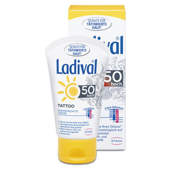Ladival Tattoo Creme LSF 50